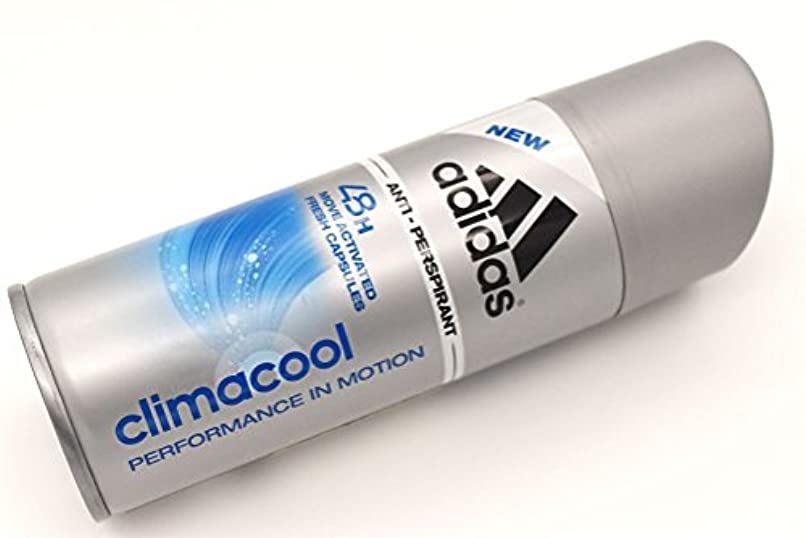 ご飯敏感なタイプライターadidas DEO BODY SPRAY 150ml climacool アディダス デオドラント ボディースプレー 150ml クライマクール 抗発汗剤 48時間持続 日本未発売 並行輸入