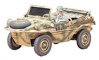 タミヤ 1/35 ミリタリーミニチュアシリーズ シュビムワーゲン166型