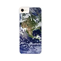 Carine iPhone X スマホケース 薄型 カバー ケース gs010 (D) 背面 ガラス TPU バンパー