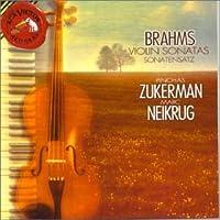 Brahms;Violin Sonatas