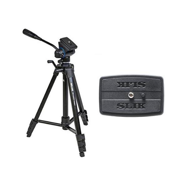 SLIK 三脚 GX 6400 VIDEO 4段...の商品画像