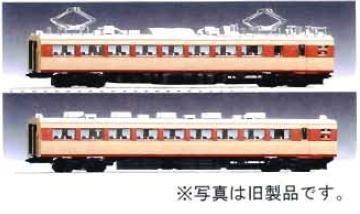 TOMIX Nゲージ 92427 485系特急電車 (AU13搭載車) 増結セット (M)