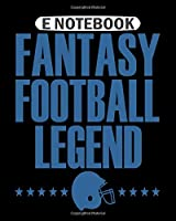 Notebook: legend3  College Ruled - 50 sheets, 100 pages - 8 x 10 inches