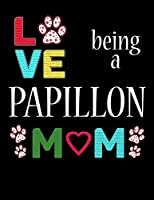 Papillon Mother: 2020 Papillon Planner for Organizing Your Life