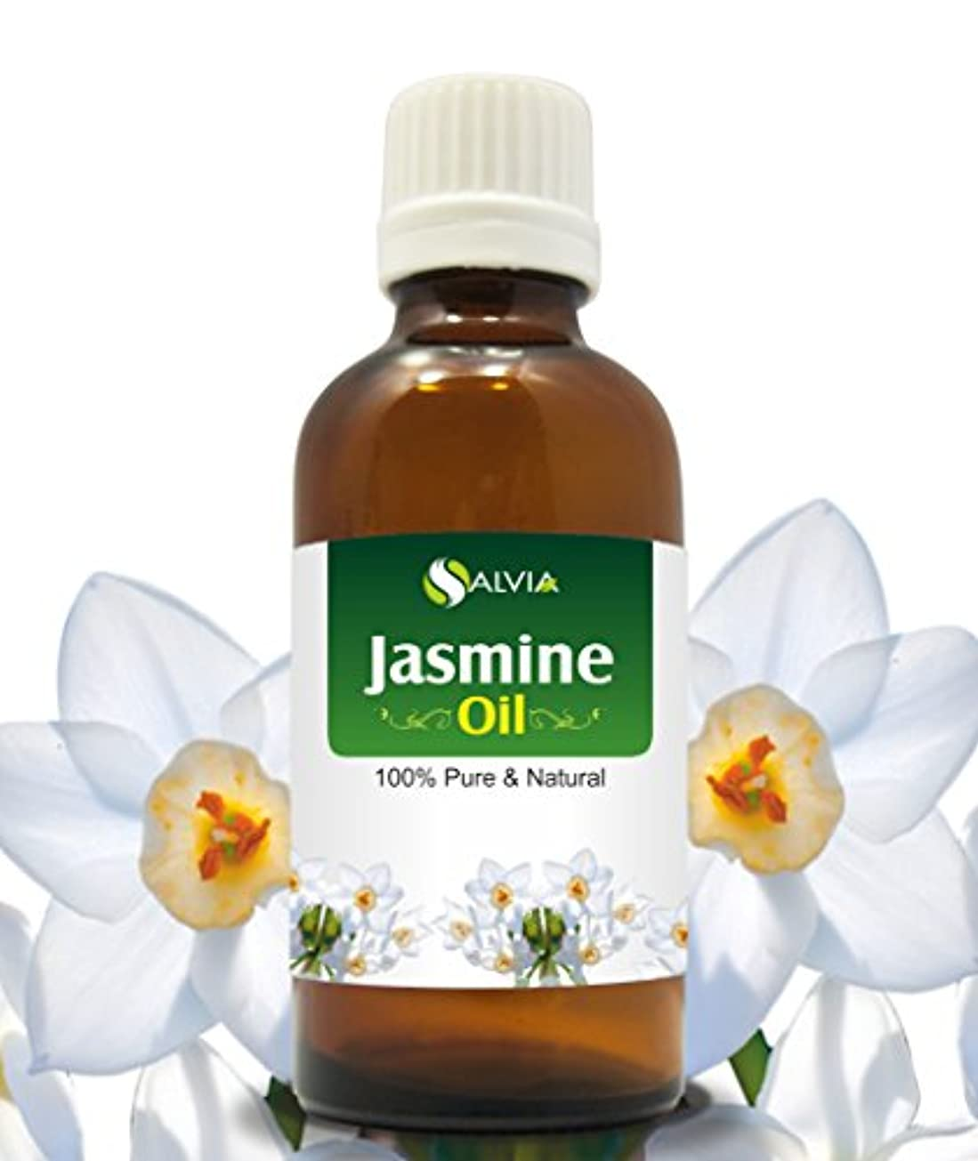読書をするやさしく検出器JASMINE OIL 100% NATURAL PURE UNDILUTED UNCUT ESSENTIAL OILS 50ML