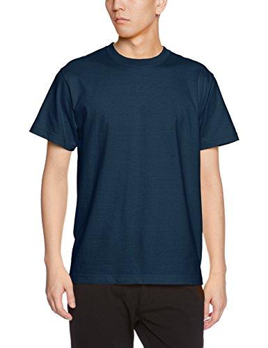 ユナイテッドアスレ 5.6オンス ハイクオリティー Tシャツ 500101 088 スレート XL