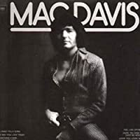 Mac Davis ~ Self Titled SS LP Vinyl Record