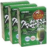 オリヒロ クマ笹青汁【3箱セット】