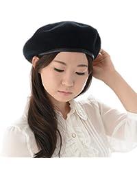 ベレー帽 パイピングベレー レディース 帽子 キャップ BCH-50006M レディース 帽子 キャップ ハンチング キャスケット