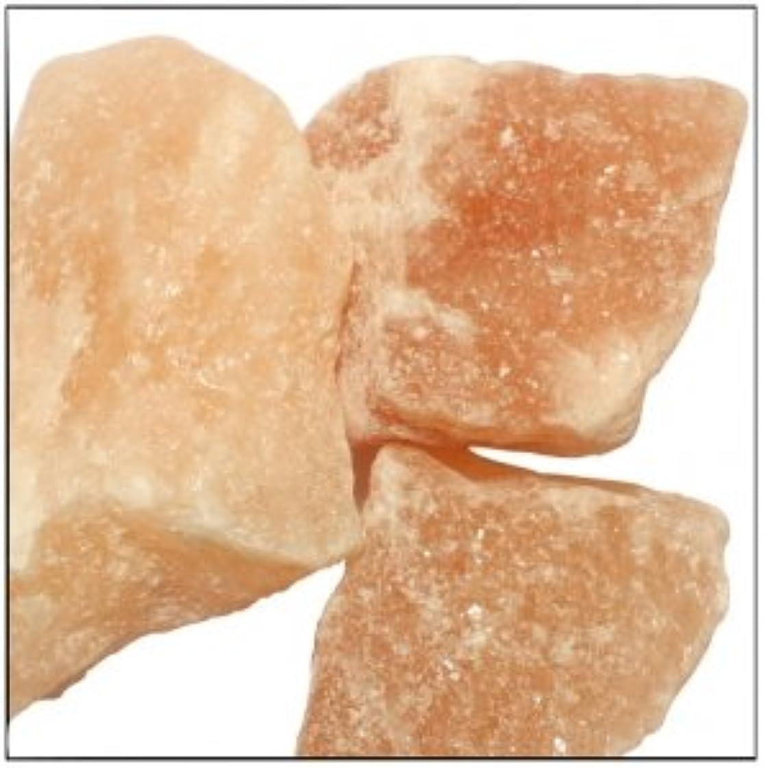 抽象ハウジングオレンジヒマラヤピンク岩塩500g