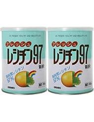 オリヒロ フレッシュレシチン97 250g【2缶セット】