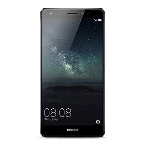 Huawei SIMフリースマートフォン MateS 32GB (Android 5.1/オクタコア/5.5inch) チタングレー [OCN モバイル ONE 音声対応マイクロSIM付] CRR-L09-TG O-SIMSET