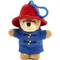 Official Licensed Classic Paddington Bear Plush Keychain Bag Clip