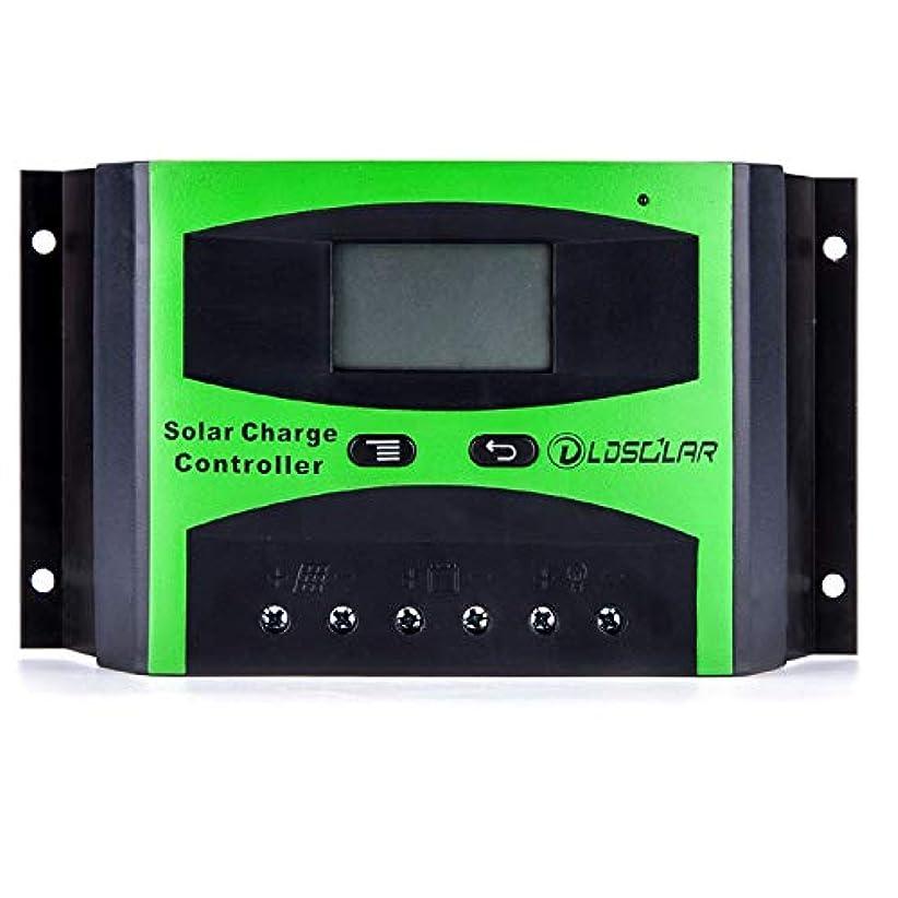 公園シーフード持つ12V 24V 40Aデジタルソーラー充電コントローラLD2440S太陽レギュレータ