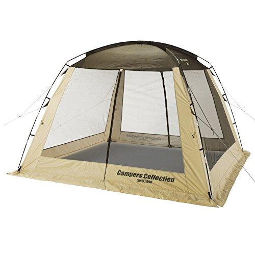 キャンパーズコレクション テント スクリーンハウス300 PSH-300(BE)