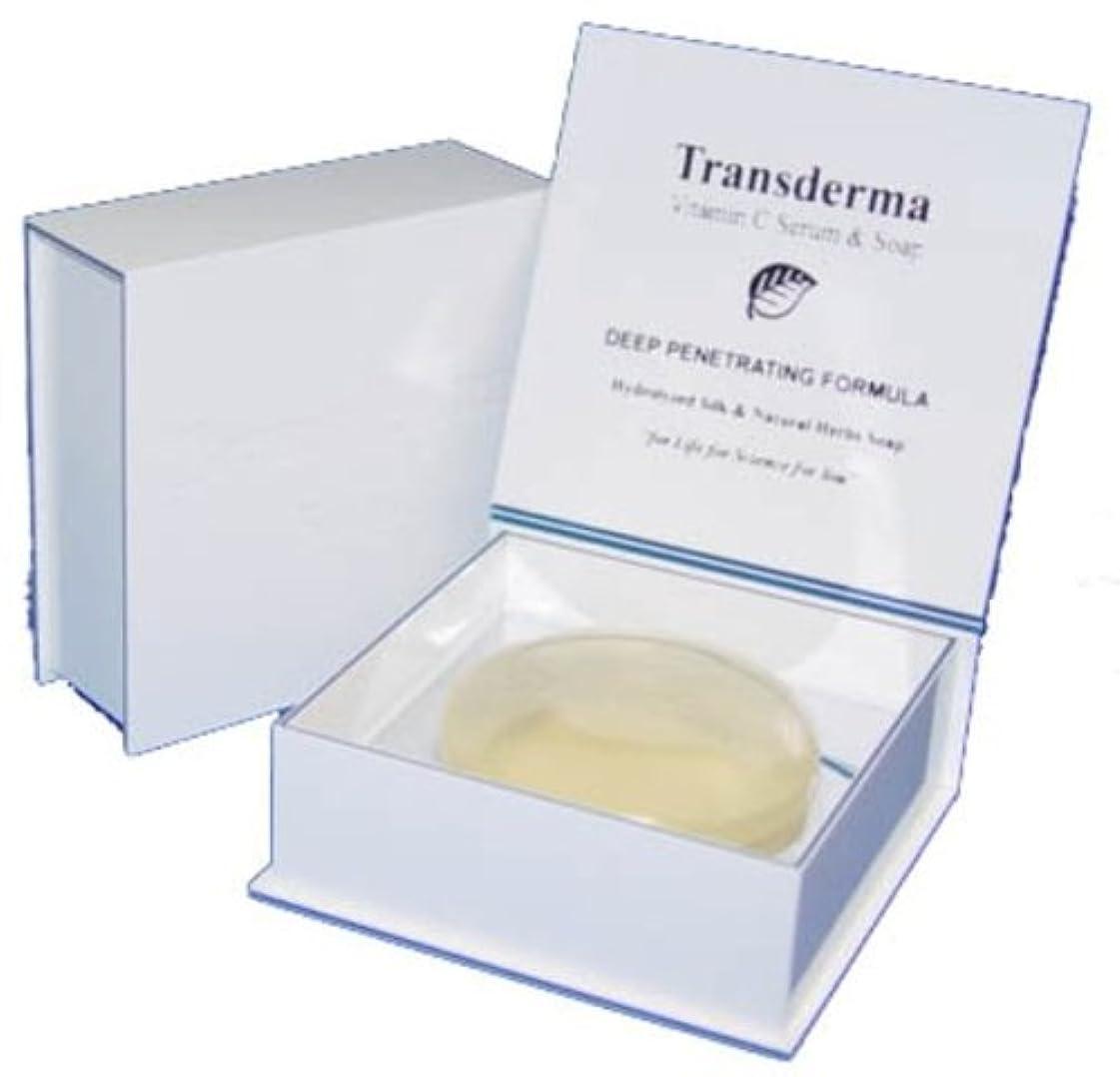 精査する洗練差別化するトランスダーマ ソープ 90g