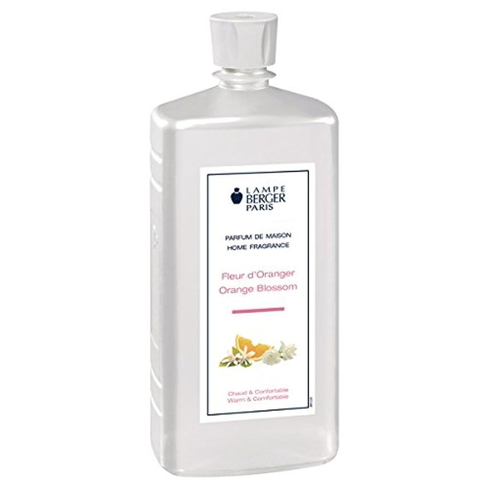 情熱的利益どう?ランプベルジェパリ直輸入パフュームアロマオイル1Lオレンジブロッサムの香り(情熱的なオレンジブロッサムの香りをグリーン、ネロリ、ジャスミンをブレンドした香り)◆正規輸入品◆Lampe Berger Paris?Perfume...