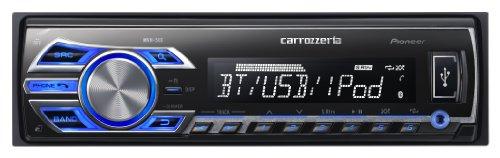 パイオニア carrozzeria Bluetooth/USB/チューナーメインユニット MVH-580 MVH-580