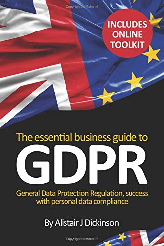 Download The Essential Business Guide to GDPR: A business owner's perspective to understanding & implementing GDPR 1980534535