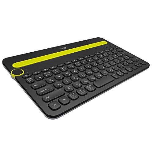 Logicool ワイヤレスキーボード B00N9M308A 1枚目