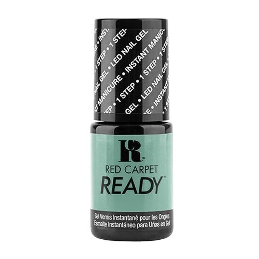 行き当たりばったり絶えずスパークRed Carpet Manicure - One Step LED Gel Polish - Mint To Be - 0.17oz / 5ml