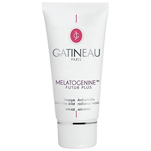 ガティノーFuturプラス抗しわ放射輝度マスク75ミリリットル (Gatineau) (x2) - Gatineau Futur Plus Anti-Wrinkle Radiance Mask 75ml (Pack of 2) [並行輸入品]