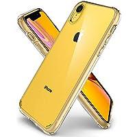 【Spigen】 スマホケース iPhone XR ケース 6.1インチ 対応 クリア 衝撃吸収 米軍MIL規格取得 ウルトラ?ハイブリッド 064CS24873 (クリスタル?クリア)
