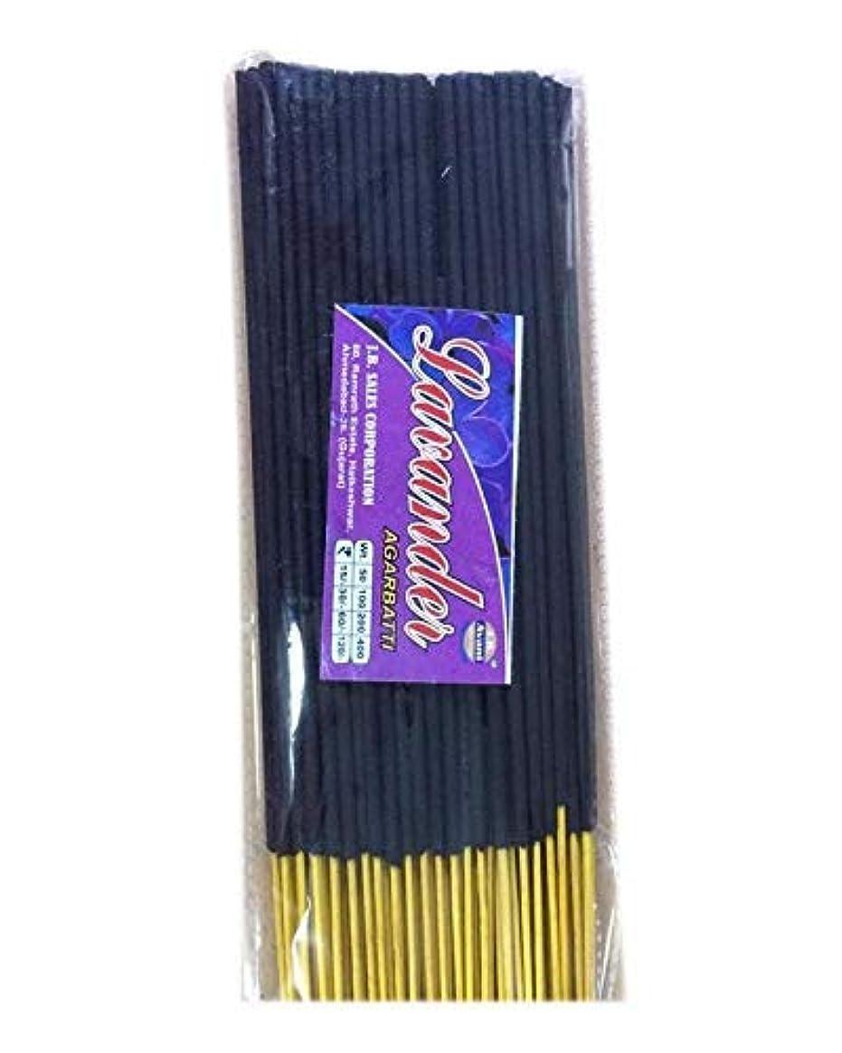 ヒステリックかわす溶融Avani Lavender Incense Stick/Agarbatti (400 Gm. Pack)