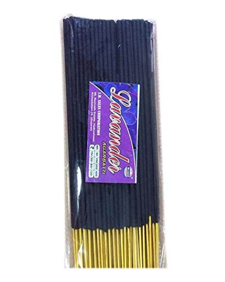 思春期のシェア地域Avani Lavender Incense Stick/Agarbatti (400 Gm. Pack)