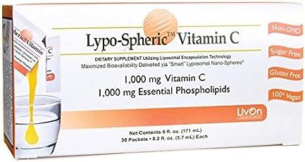 リポスフェリック ビタミンC 30包