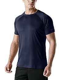 (テスラ) TESLA HyperDri ドライフィット 半袖 スポーツ シャツ [UVカット・吸汗速乾] MTS