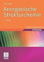 Anorganische Strukturchemie (Studienbuecher Chemie) (German Edition)