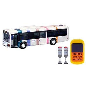 「つぎとまります! 」 IRリモコン 西鉄バス