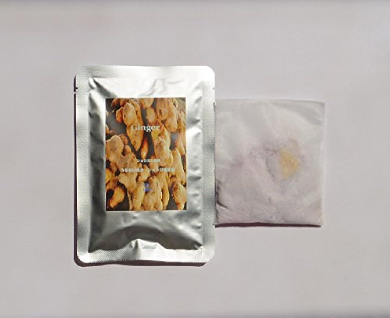 窓を洗うミント秘密のGH-Labo ショウガ入浴料(5包入)
