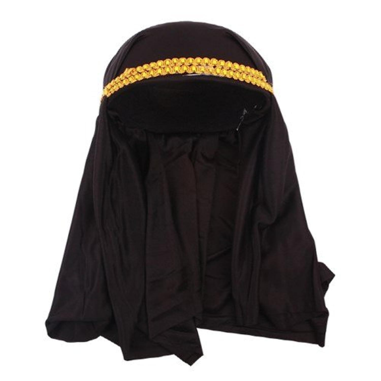 Fun Party Toy - Arab Hat (Black)