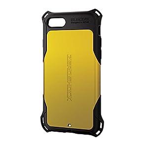 エレコム iPhone8 ケース カバー 衝撃...の関連商品1