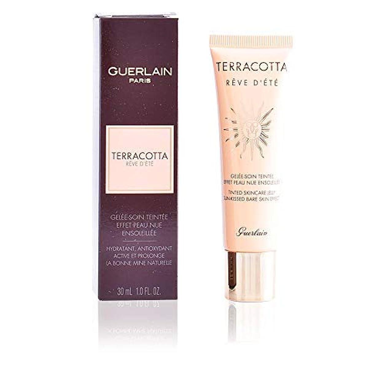 有名なクリップ蝶よろしくゲラン Terracotta Reve D'ete Tinted Skincare Jelly - # Light 30ml/1oz並行輸入品