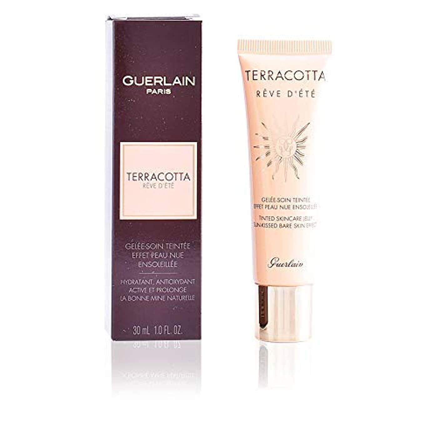 自分を引き上げる共同選択病者ゲラン Terracotta Reve D'ete Tinted Skincare Jelly - # Light 30ml/1oz並行輸入品