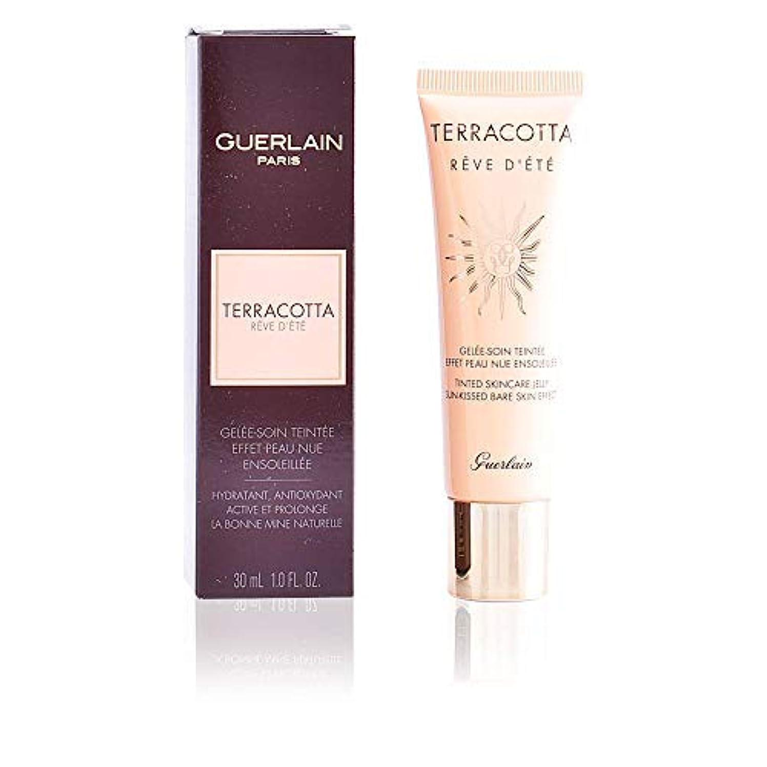 気がついて学生本物のゲラン Terracotta Reve D'ete Tinted Skincare Jelly - # Light 30ml/1oz並行輸入品
