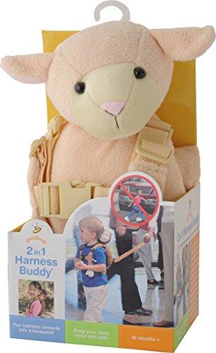 goldbug Animal Harness 迷子防止 ぬいぐるみ ハーネス ヒツジ ポリエステル 53858