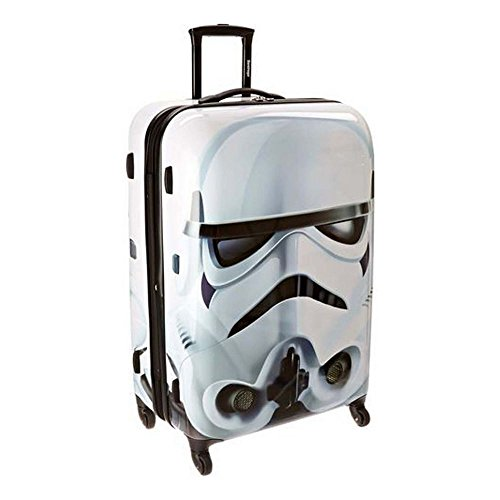 [アメリカンツーリスター] スターウォーズ 機内持ち込み不可 キャリーバッグ キャリーケース スーツケース ストームトルーパー かばん 旅行 映画 キャラ [並行輸入品]