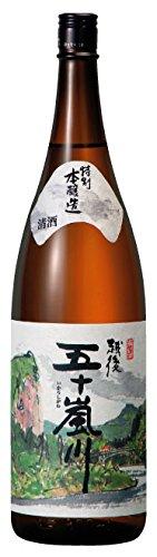 特別本醸造 越後五十嵐川 1800ml