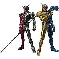 S.I.C. VOL.58 仮面ライダーW ヒートメタル&ルナトリガー