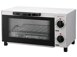 KOIZUMI(コイズミ) 【切替機能付 1000Wハイパワー 食パン2枚焼き】オーブントースター ホワイト KOS-1012/W