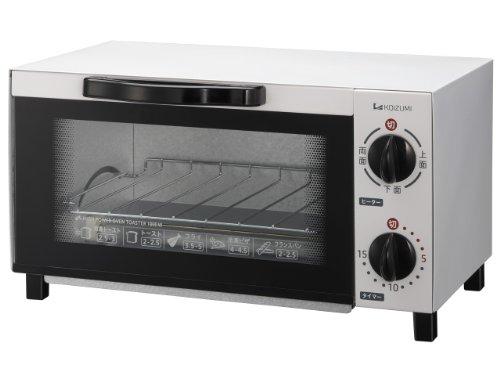 Koizumi (コイズミ) オーブントースター ホワイト  B00FWJ890M 1枚目