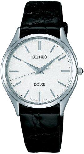 [セイコー]SEIKO 腕時計 DOLCE ドルチェ クオーツ サファイアガラス 内面無反射コーティング 日常生活用防...