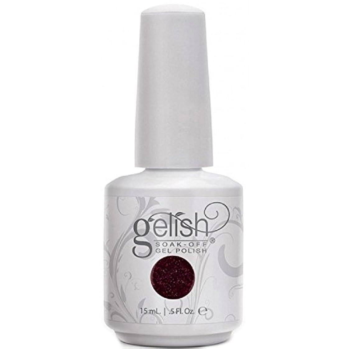 基本的なご近所東部Harmony Gelish Gel Polish - Sugar Plum Dreams - 0.5oz / 15ml