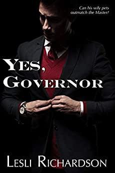 Yes, Governor: A Governor Trilogy Novella by [Richardson, Lesli]