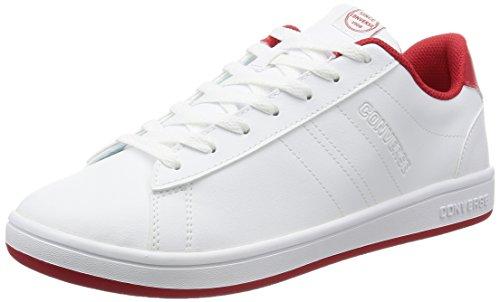 [コンバース] CONVERSE スニーカー CV SP CT CV SP CT WHITE/RED (ホワイト/レッド/9)