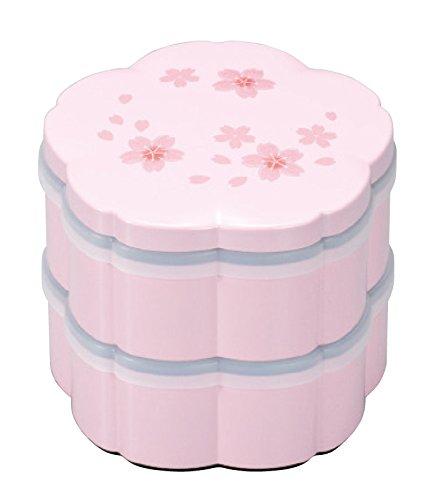 4.0桜二段小重 ピンク 舞桜シール付 AMJ-2R-510